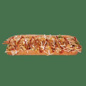 Baguete Vegetariana