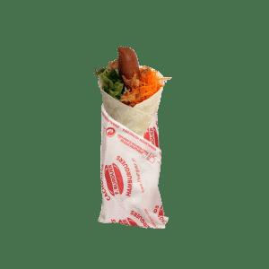 Enrolado Salsicha