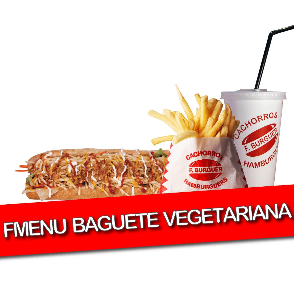 Fmenu Baguete Vegetariana