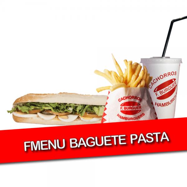 FMenu Baguete Pasta